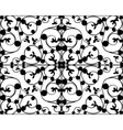 Wrought iron seamless pattern vector image