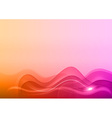 sweet abstract background vector image