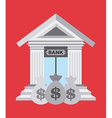 bank bonds design vector image