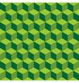 isometric pattern vector image