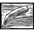 Sperm Whale vector image vector image