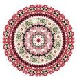 madala decorative ornament vector image