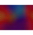 polka dot pattern background vector image