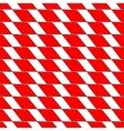 Rhombus red seamless pattern vector image