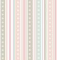 Strip pattern pastel colors vector image
