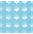 Airship seamless pattern Retro Dirigible vector image