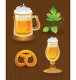 collections for octoberfest vector image