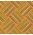 Wooden Parquet Low Poly vector image vector image