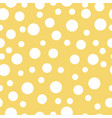 cheese seamless texture vector image