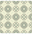 seamless bright pattern oriental style vector image