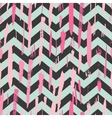 Striped background with brush strokes vector image