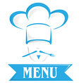 menu symbol vector image