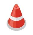 Traffic Cone Icon vector image