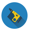 Icon of electric perforator vector image