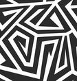 monochrome spiral seamless texture vector image