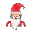 santa claus icon image vector image