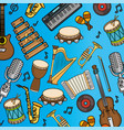 musical instruments icon vector image