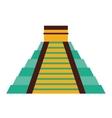 maya mexican culture icon vector image