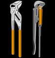 gas keys vector image vector image