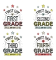First Day of School SignsThese can be framed vector image