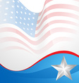 independence day 4th of july vector image