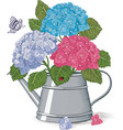 Spring bouquet vector image