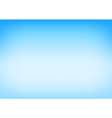 Blue Sky Gradient Background vector image