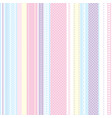 texture for textiles textile pattern baby vector image