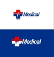 Medical Design Concept vector image
