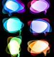 vector bubbles vector image