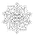 Beautiful card vector image vector image