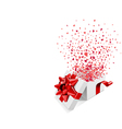 Bloom present vector image