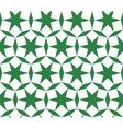 Seamless islamic ornament - girih pattern vector image