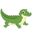 Cartoon Croc vector image