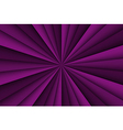 Purple abstract background three shades vector image
