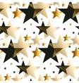 Seamless dots modern luxury pattern geometry vector image