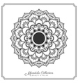 Mandala-82mandala decorative ornament design vector image