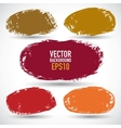 Grunge colorful backgrounds vector image vector image
