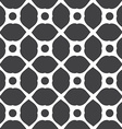 Monochrome geometric seamless universal patterns vector image
