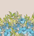 backgroundflowers vector image
