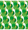 Thousand Giraffe Pattern vector image