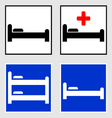 Info Icons vector image
