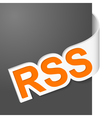 right side sign rss vector image