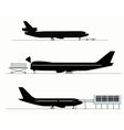 Avia vector image