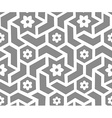 arabian pattern vector image