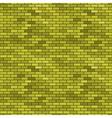 Abstract seamless brick pattern vector image vector image