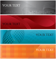 banners-2 vector image