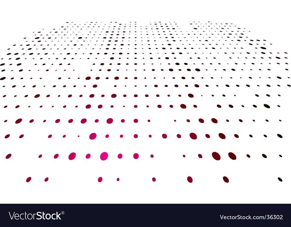 Abstract grid design vector