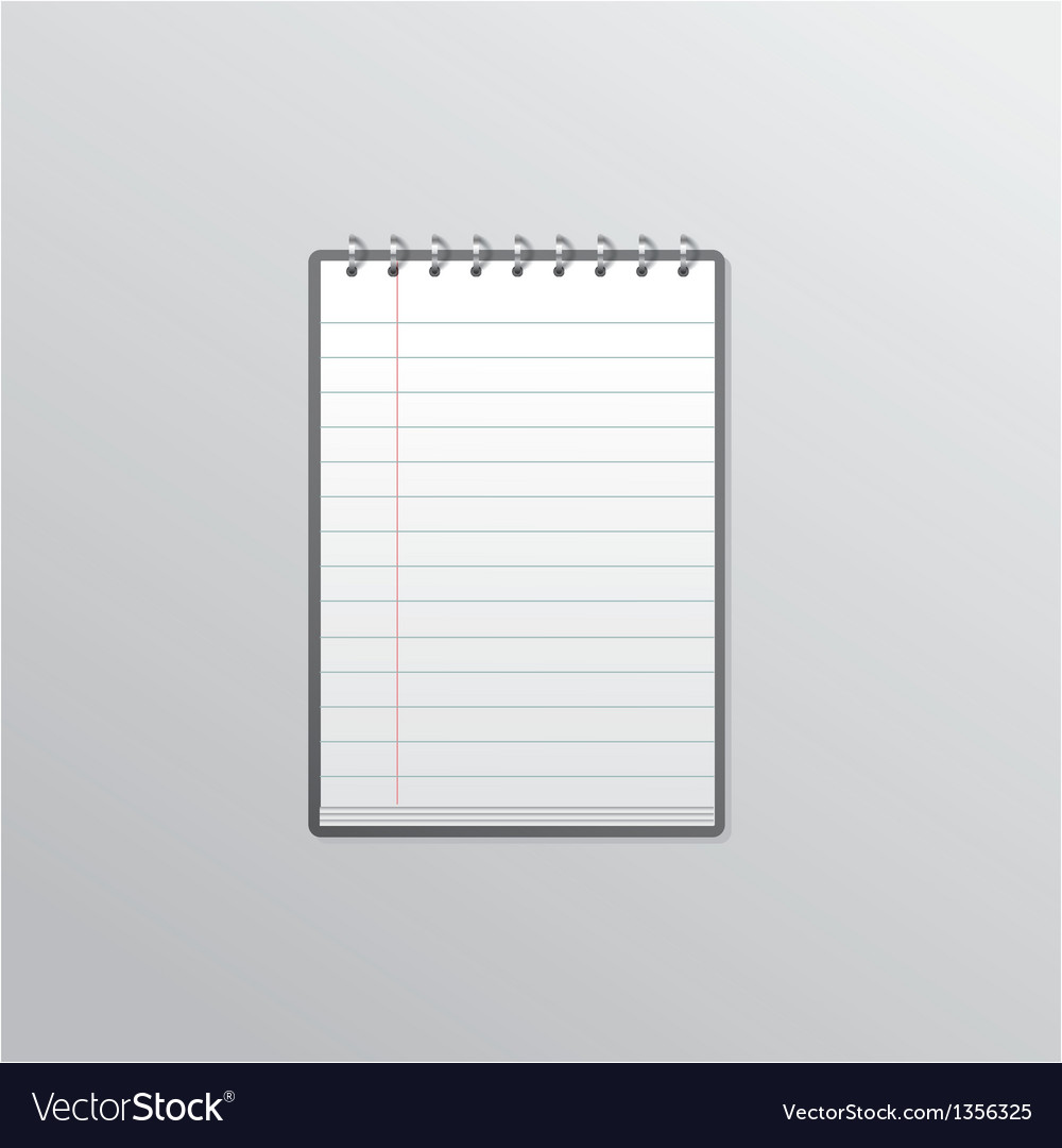 Notebook smartphone ui vector
