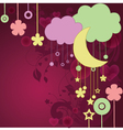 Dream Background vector image vector image